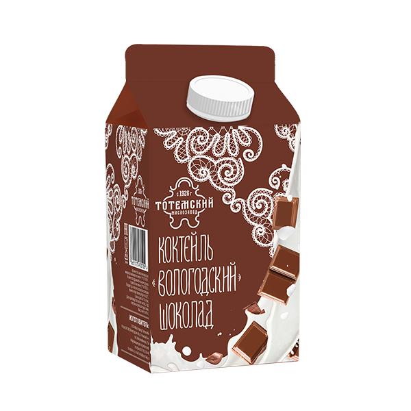 Коктейль молочный Шоколад