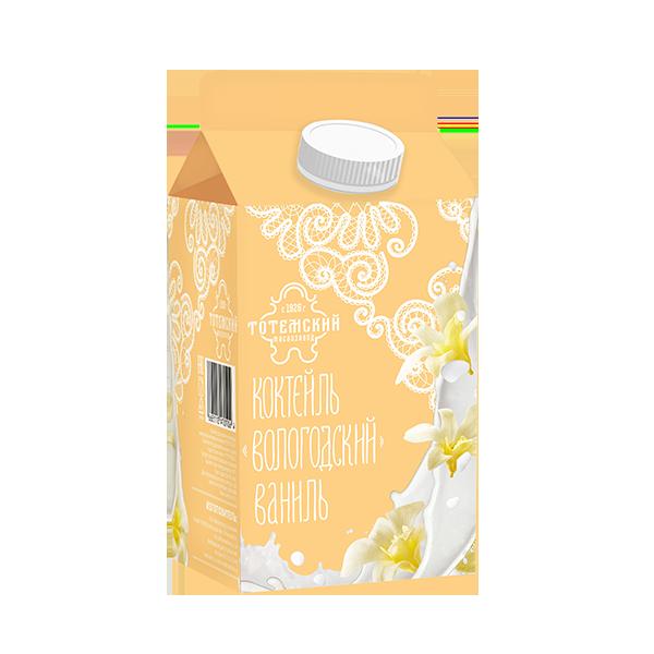 Коктейль молочный Ваниль